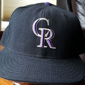 MLB Colorado Rockies hat
